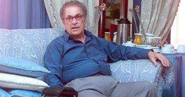 الكاتب الراحل أنيس منصور