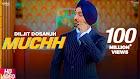 Muchh Lyrics - Diljit Dosanjh