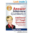 Amazon.com: How To Answer Interview Questions (II) eBook: Peggy McKee: Kindle Store