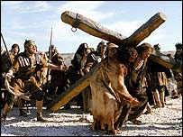 Úr myndinni The Passion of the Christ