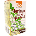 Moringa 5000 Mg By Bio Nutrition - 60 Capsules