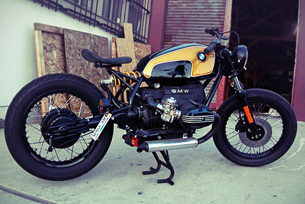 European Bobber Motorcycles