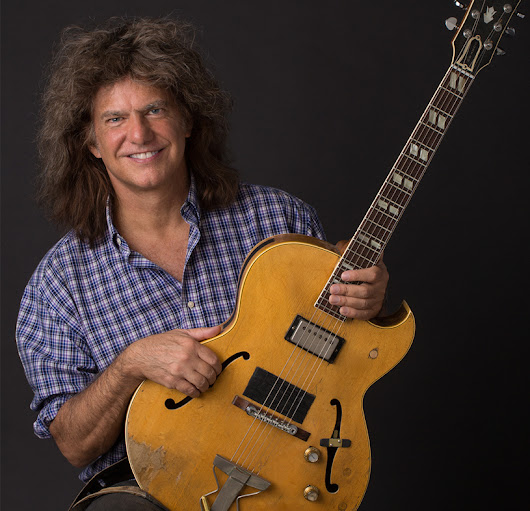 Pat Metheny : News: Pat Metheny - On Tour Now