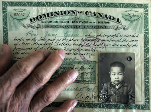 What Canada's 'Yellow Peril' teaches us about this migrant moment