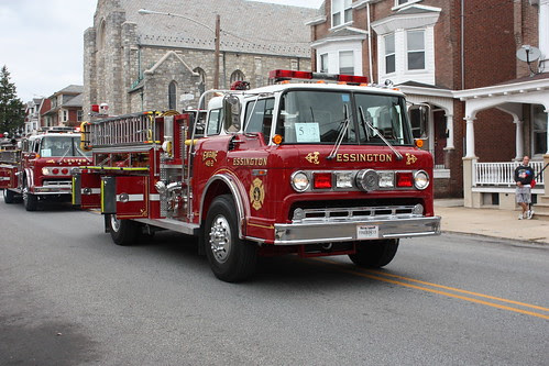 Essington Fire Company by Montgomery County Planning Commission
