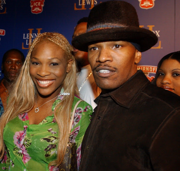 Smirnoff Ice Victory Party for Lennox Lewis