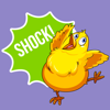 QUY LE - Funny Chicken Stickers Pack artwork