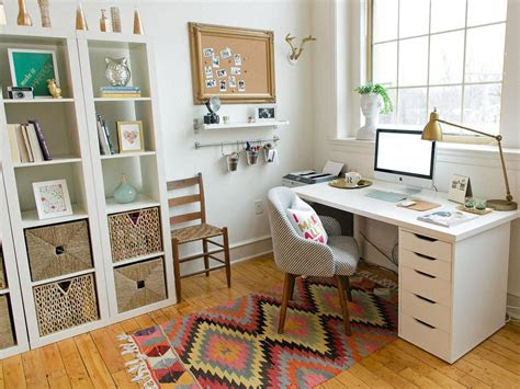 quick tips  home office organization hgtv