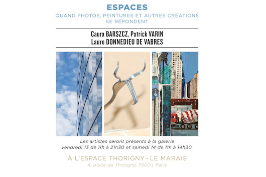 "EXPOSITION ""ESPACE"""