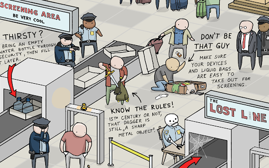 Common Sense Airport Hacks for the Smooth Traveller (Infographic)