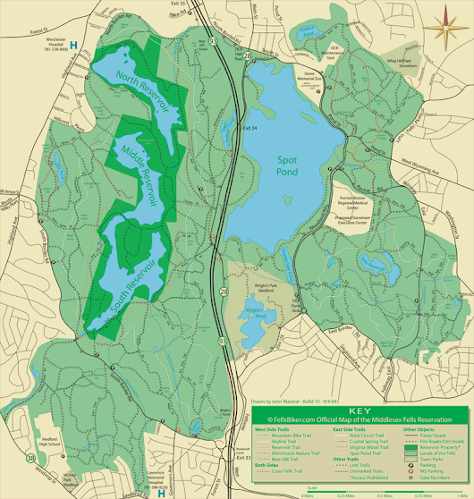 Dark Hollow Pond Trail - Phase 1 - April 27 with Greater Boston NEMBA
