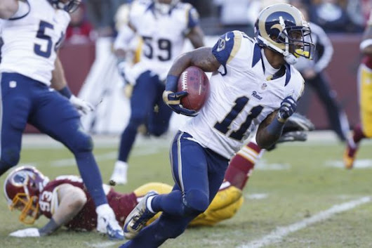 St. Louis Rams Roster Preview: Wide Receivers