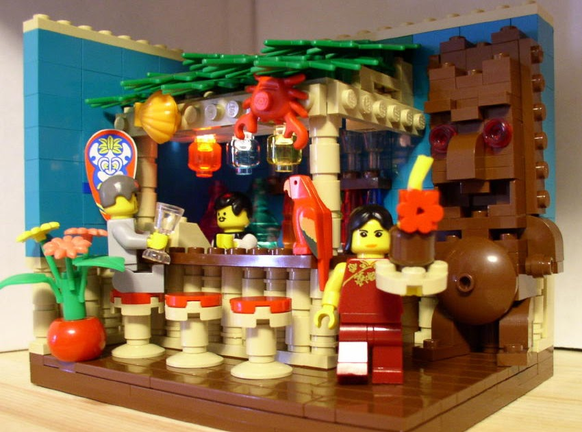 Build a tiki bar and a tropical hut plains ideas tiki for How to build a beach bar