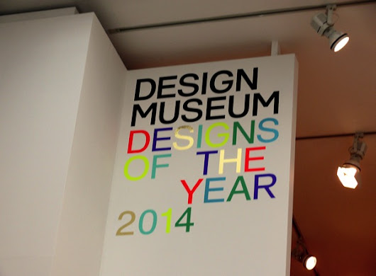 Designs of the Year 2014 | La Compañia de Diseño