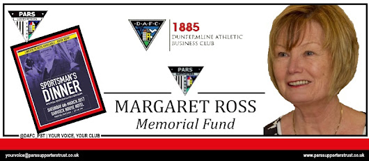 Sportsman's Dinner nets windfall for Memorial Fund - Pars Supporters Trust