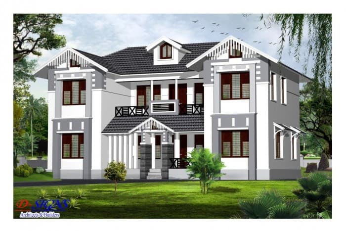 Kerala 2015 Model Home Design..