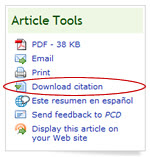 Article toolbox