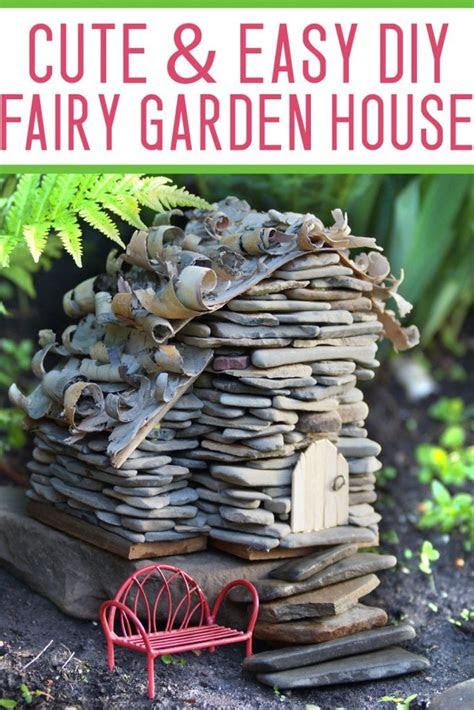 build  cutest diy fairy garden houses  mommy