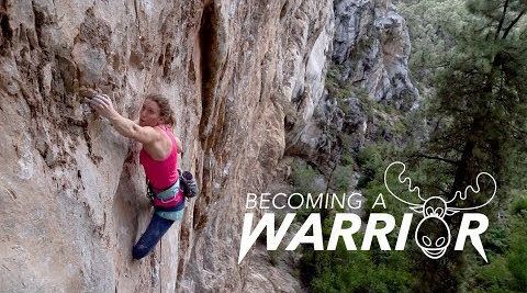 [VIDEO] Molly Mitchell - Becoming A Warrior - Climbing.de