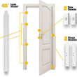 10 Things You Can Do To Reinforce Your Front Door | DOOR SECURITY GROUP