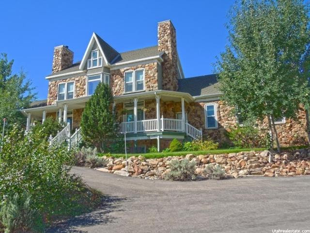 2933 W MAIN CANYON RD S, Wallsburg, UT 84082 (MLS # 1320963)