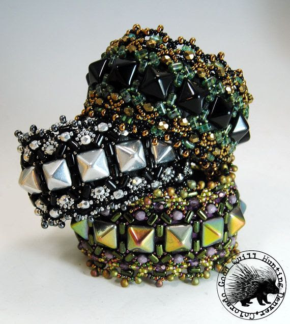 Dominatrix Cuff Pattern on Etsy, $10.00