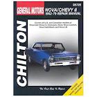 Chilton's General Motors Nova/Chevy II 1962-79 Repair Manual [Book]