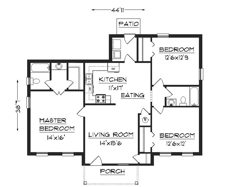 House plans, home plans, plans, residential plans