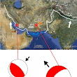 A week of big earthquakes in Iran | Highly Allochthonous