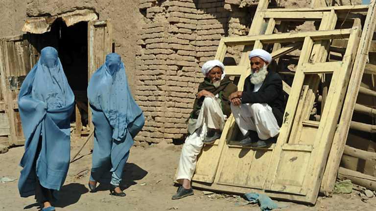 Informe Semanal - Mujer, el rostro oculto de Afganistán