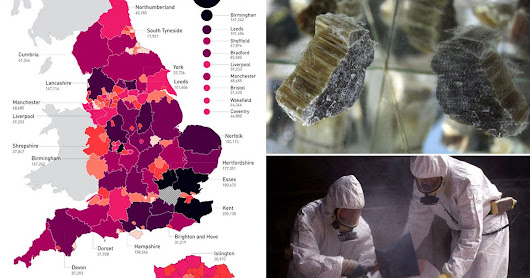 Seven million children at risk of asbestos exposure just by going to school