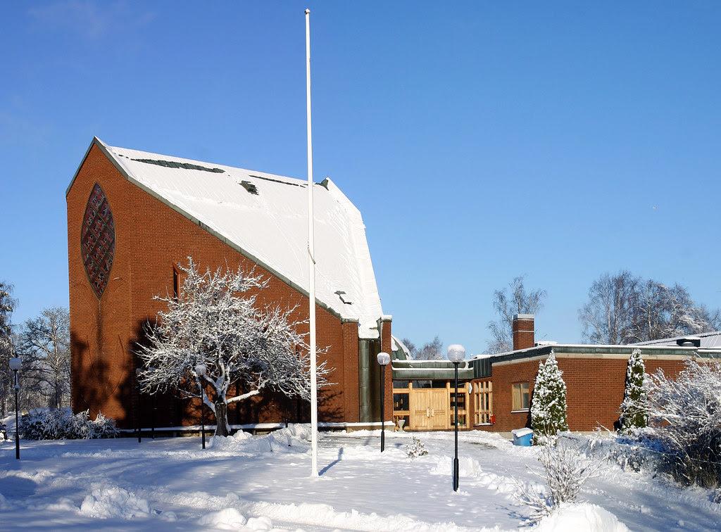 Tungelsta Church