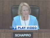 Play video of SEC Chairman Schapiro discussing Form ADV amendments