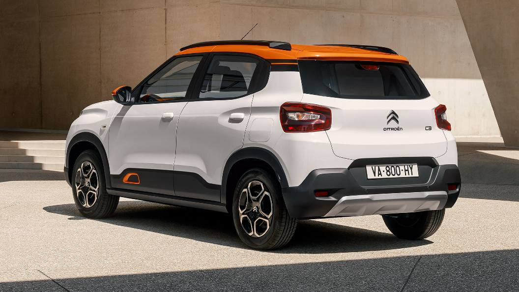 The C3 will be manufactured at Citroen's facility in Tiruvallur. Image: Citroen