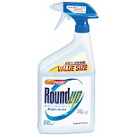 Roundup 5003470 Ready To Use Weed and Grass Killer, 30 Oz