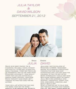 Great free easyto navigate Wedbuddy free wedding website