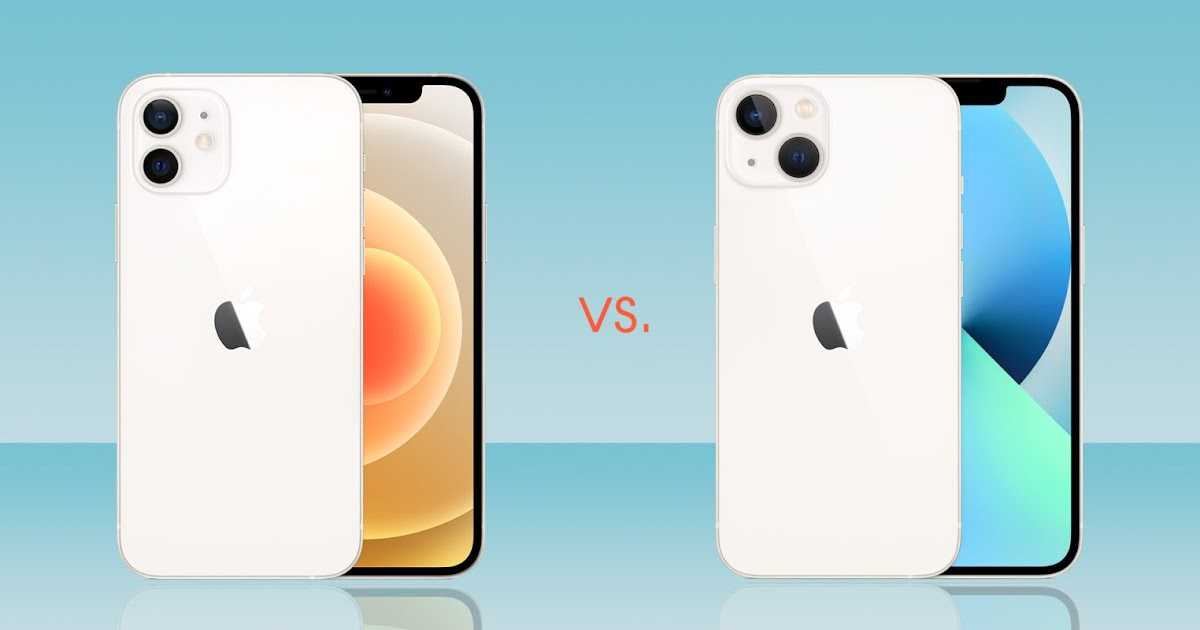 iPhone 12 vs. iPhone 13: Which should you buy in 2021?