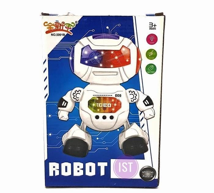DISKON Kado Mainan Anak Murah Robot Dance No.5901B 826a30ad47