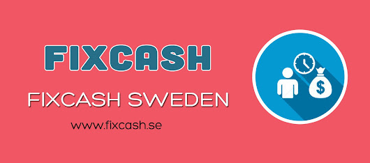 fixcash sweden
