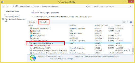 How To Remove Superfish Adware from Lenovo Laptops - VMtoday