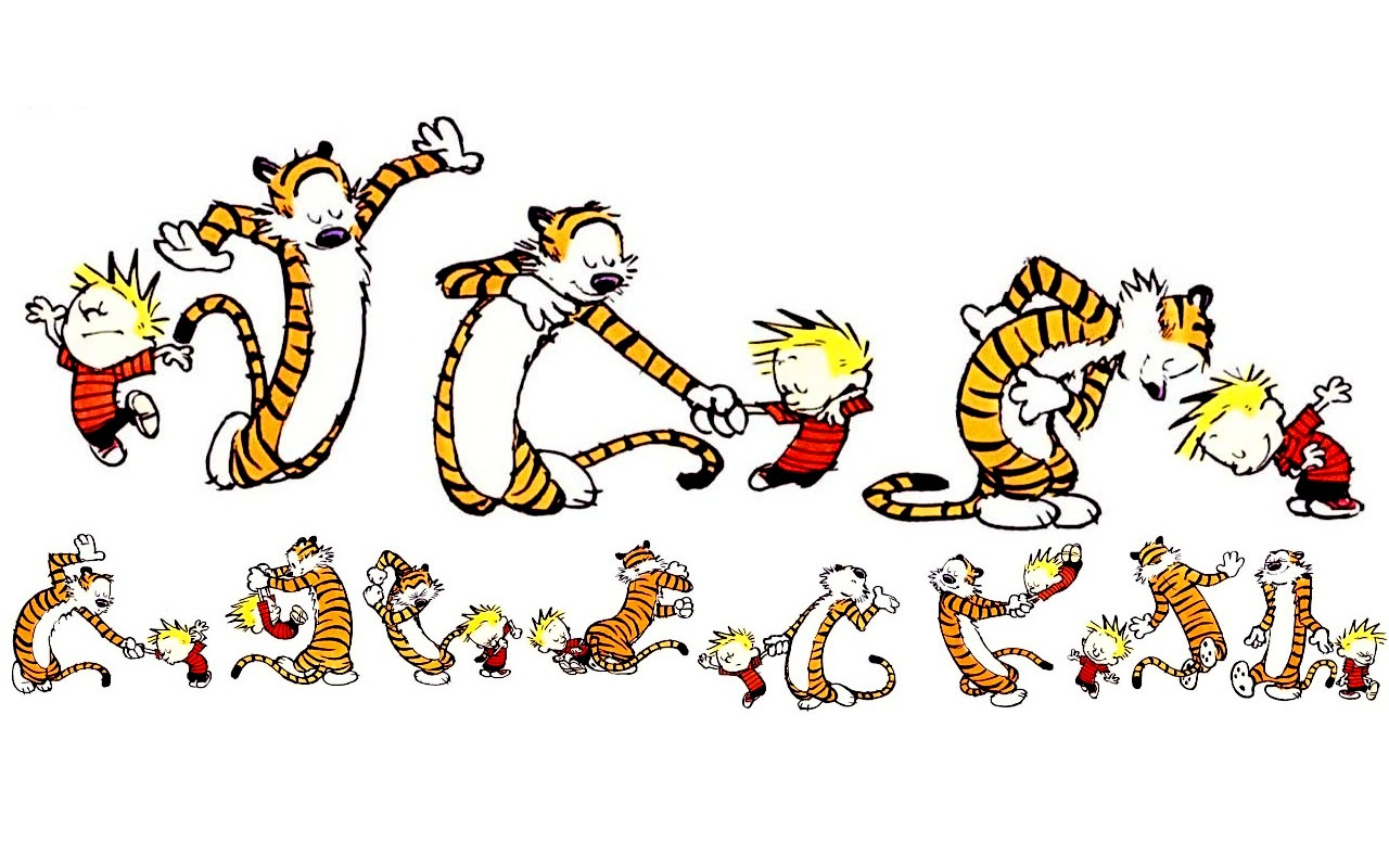 Calvin Hobbes Calvin Hobbes Wallpaper 23762777 Fanpop