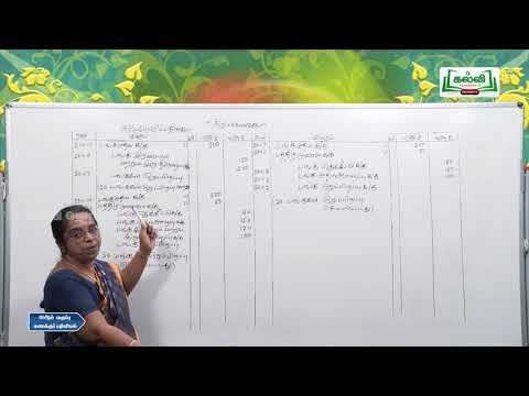 12th Accountancy நிறுமக்கணக்குகள் Kalvi TV