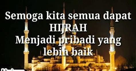 kata ucapan selamat  muharam   islam hijriah