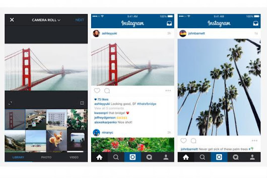 What Instagram's New Formats May Mean for Marketers
