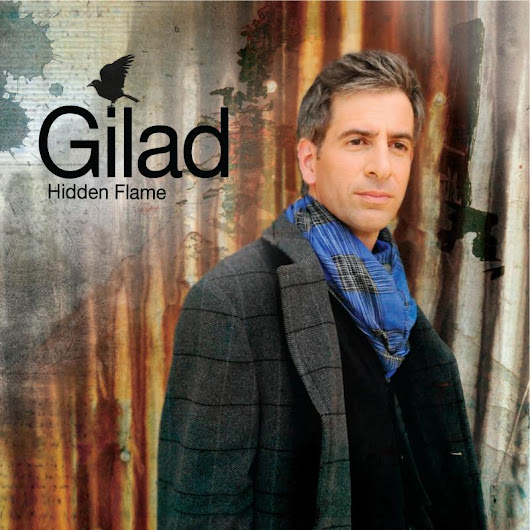 Hidden Flame by Gilad distributed by DistroKid and live on Tidal