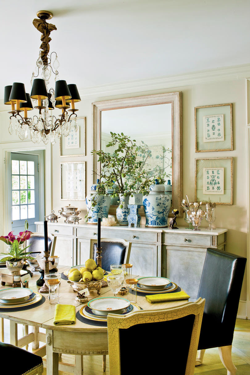 Casual Thanksgiving Table Decoration Ideas - Southern Living