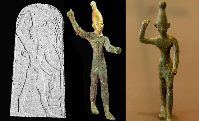 Baal era una divinidad de varios pueblos situados en Asia Menor. Era el dios de la lluvia, el trueno y la fertilidad.