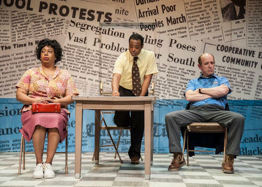 'Best of Enemies': an unlikely alliance on stage at Taproot