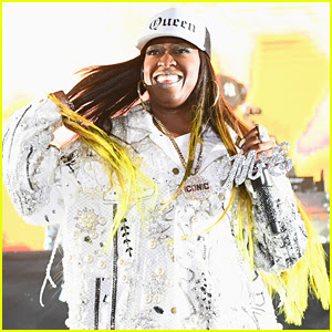 Missy Elliott Gets Beyonce's Support at First Show in Years!