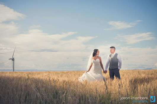 Courtney and John's Hunday Manor Wedding - Photo of the month August 2017 - Jason Chambers Photography